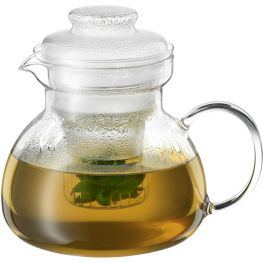 Marta Glass Teapot & Infuser Insert, 1.5 Litre
