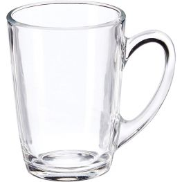 New Morning Tempered Glass Mug