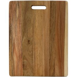Acacia Wood Rectangular Serving Board, 38cm
