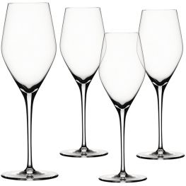 Prosecco Glasses, Set of 4