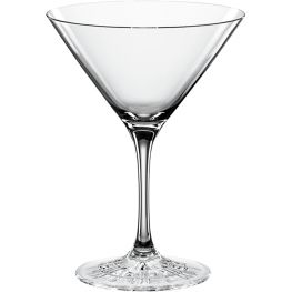 Perfect Serve Martini Glasses, Set Of 4