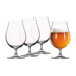 Classics Stemmed Pilsener Glasses, Set Of 4