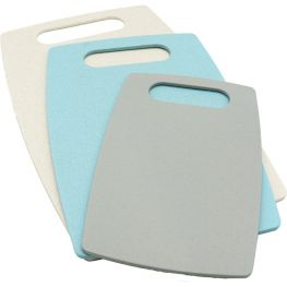 Wheat Fibre 3pc Cutting Board Set