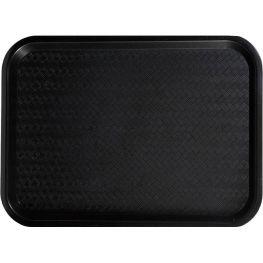 Rectangular Non-Slip Plastic Tray, 41cm