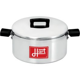 J7 Aluminium Stewing Pot & Lid