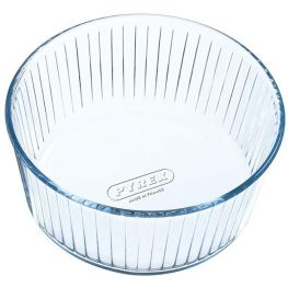 Bake & Enjoy Glass Souffle Dish, 2.5 litre