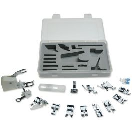 15pc Presser Foot Kit
