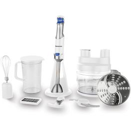 Batedora 800 Food Processor with Attachments