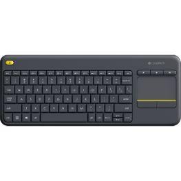 K400 Plus Wireless Touch Keyboard