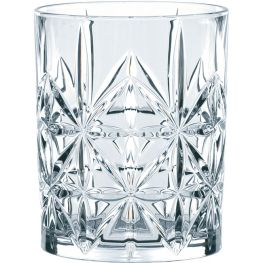 Highland Lead-Free Crystal Whiskey Glasses, Set of 4