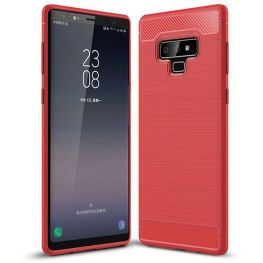 Carbon Style Shock Proof Cover For Samsung Galaxy Note 9