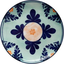 Majolica Side Plate