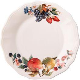 Spring Harvest Dinner Plate