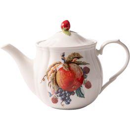 Spring Harvest Teapot