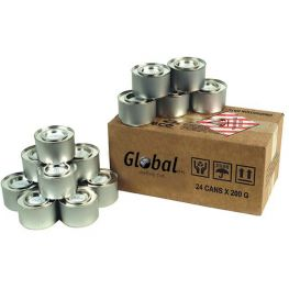 Global Chafing Fuel (24 x 200g)