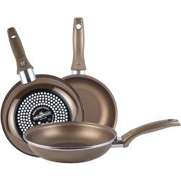 Vitrinor Champagne Non-Stick Frying Pan