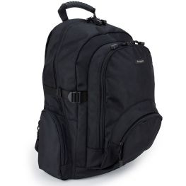 "Classic 15-16"" Laptop Backpack, Black"