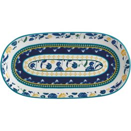 Rhapsody Oblong Platter, 33cm