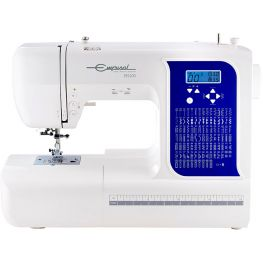 Electronic Blue Sewing Machine EES 200