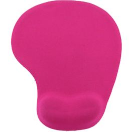 Mouse Pad With Silicone Wrist Support