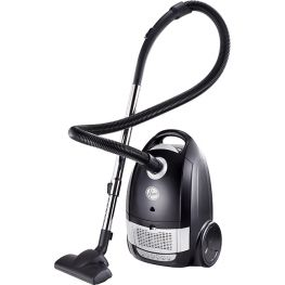 Hybrid 2-in-1 Bagged/Bagless Canister Vacuum Cleaner