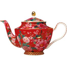 Teas & C's Silk Road Teapot With Infuser, 1 Litre