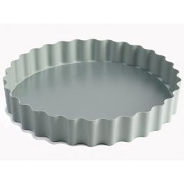 Loose Based Non-Stick Fluted Tart Tin
