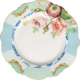 Italian Rose Dinner Plate
