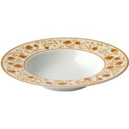 Mica Gold Pasta Bowl, Set Of 4