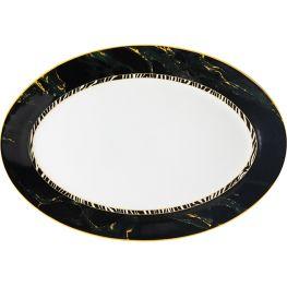 Serengeti Oval Platter