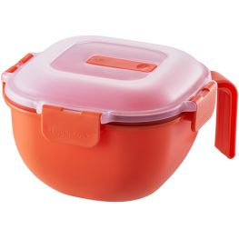 Microwave Square Container Bowl, 1 Litre