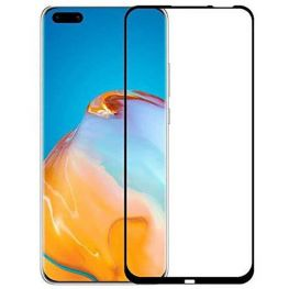 3D Tempered Glass Full Screen Protection For Huawei P40 Lite E