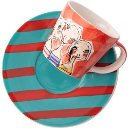 Cup & Saucer, Treasure Friendships