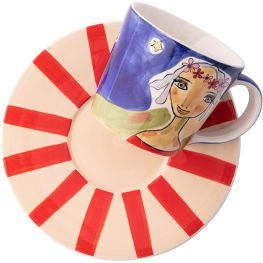 Cup & Saucer, Live Your Dreams