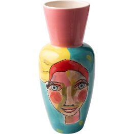 Vase, Artist Lady