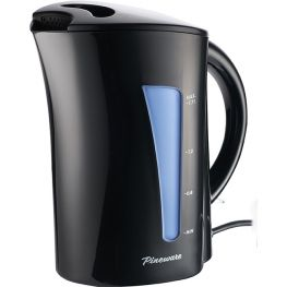 Corded Automatic Kettle, 1.7 Litre, Black