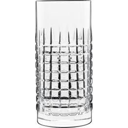 Mixology Charme Hiball Glasses, Set Of 4