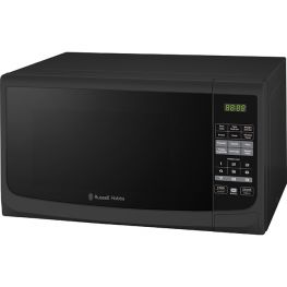 Black Digital Microwave Oven, 28 Litre