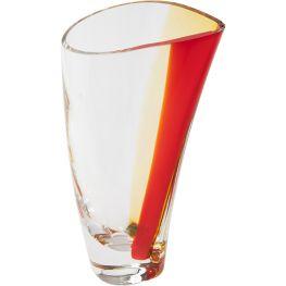 Sunrise Glass Vase, 34cm