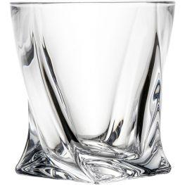 Quadro Whiskey Tumbler, 340ml