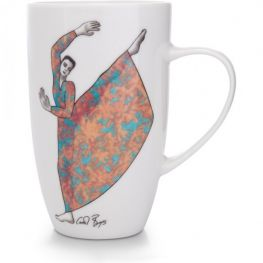 Dancing Girls Mug, Uplifting