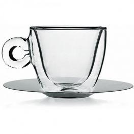 Thermic Cup & Saucer, Set of 2