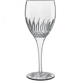 Diamante Riesling Wine Glasses, Set of 4