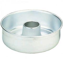 Aluminio Aluminium Savarin Cake Mould, 26cm