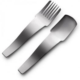 Stainless Steel Server Set, Slice