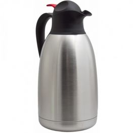 Double Walled Stainless Steel Vacuum Jug, 2 Litre
