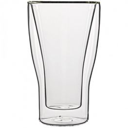 Duos 340ml Latte Macchiato Glasses, Set of 2
