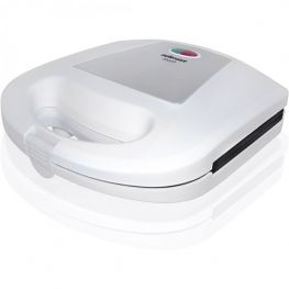 Doppio Sandwich Maker, White