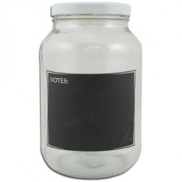 Jar With Notes, 2 Litre