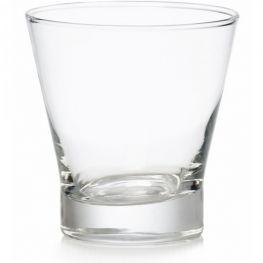 Seville Set Of 4 Whiskey Glasses, 350ml